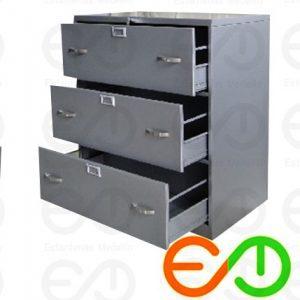 archivador horizontal de oficinas