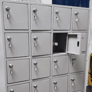 Locker metalico para alimentos de estanterias medellin