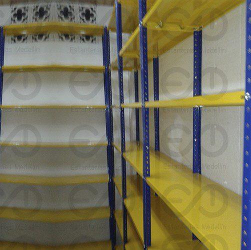 estanteria metalica para cuarto util
