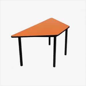 Mesa escolar tipo trapezoide 3182062262